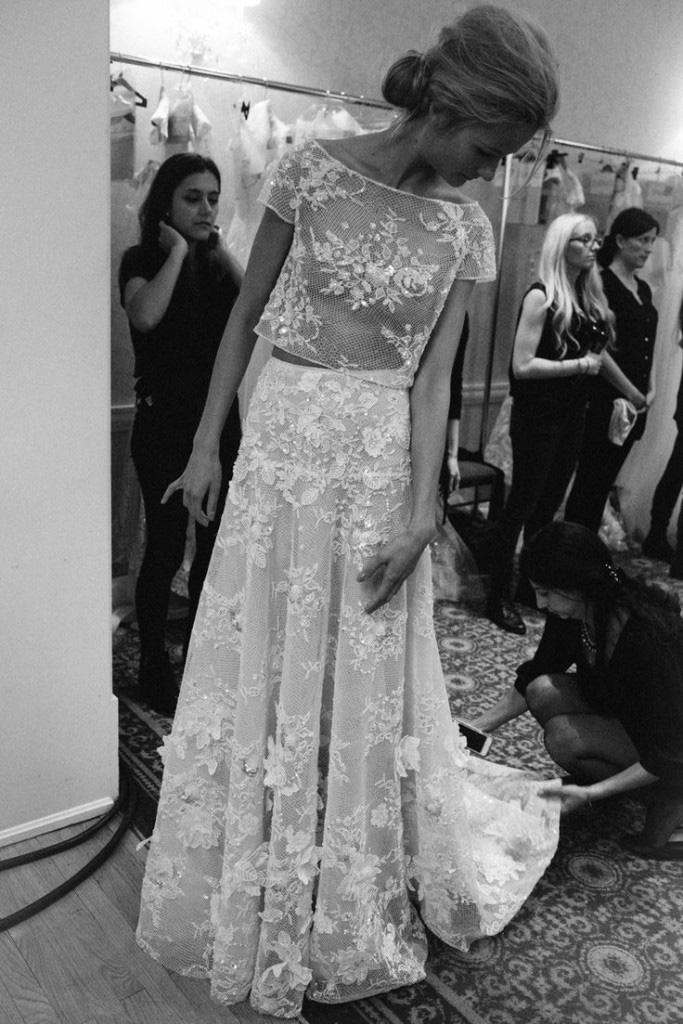 vestido de bodas