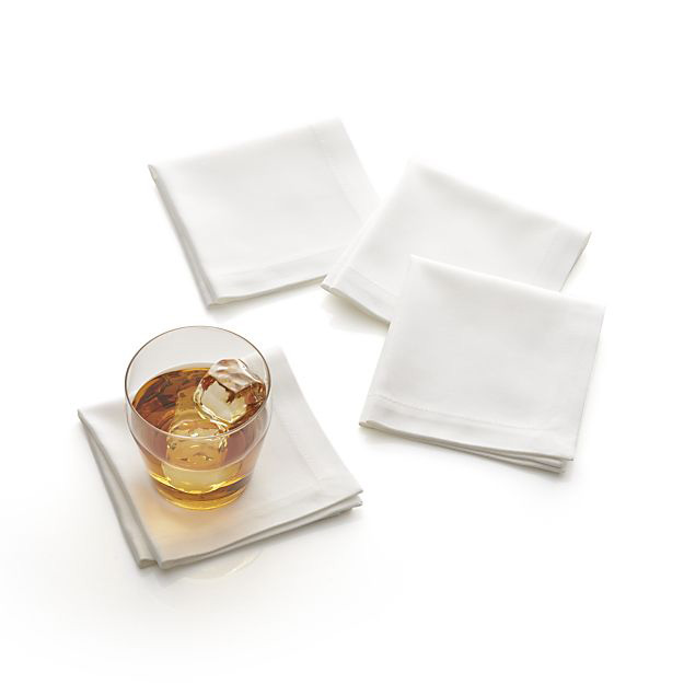 classic-white-cocktail-napkins-set-of-four