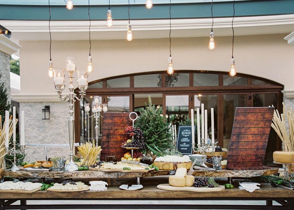tabla de quesos perfecta