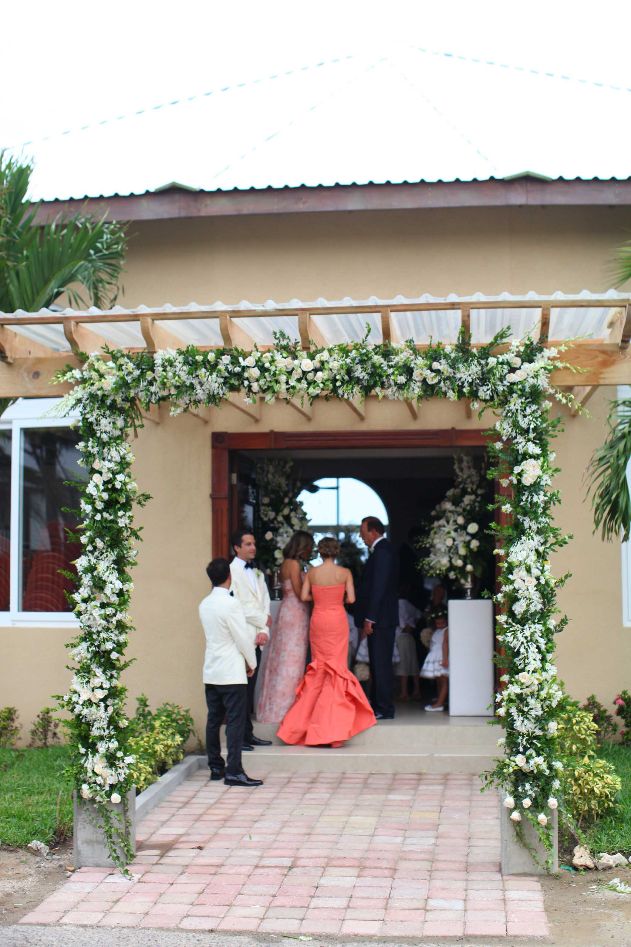 ensayo de boda