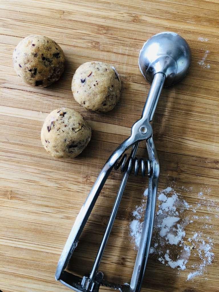 galletas de nuez pecana