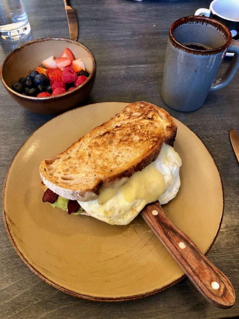 sunday sandwich
