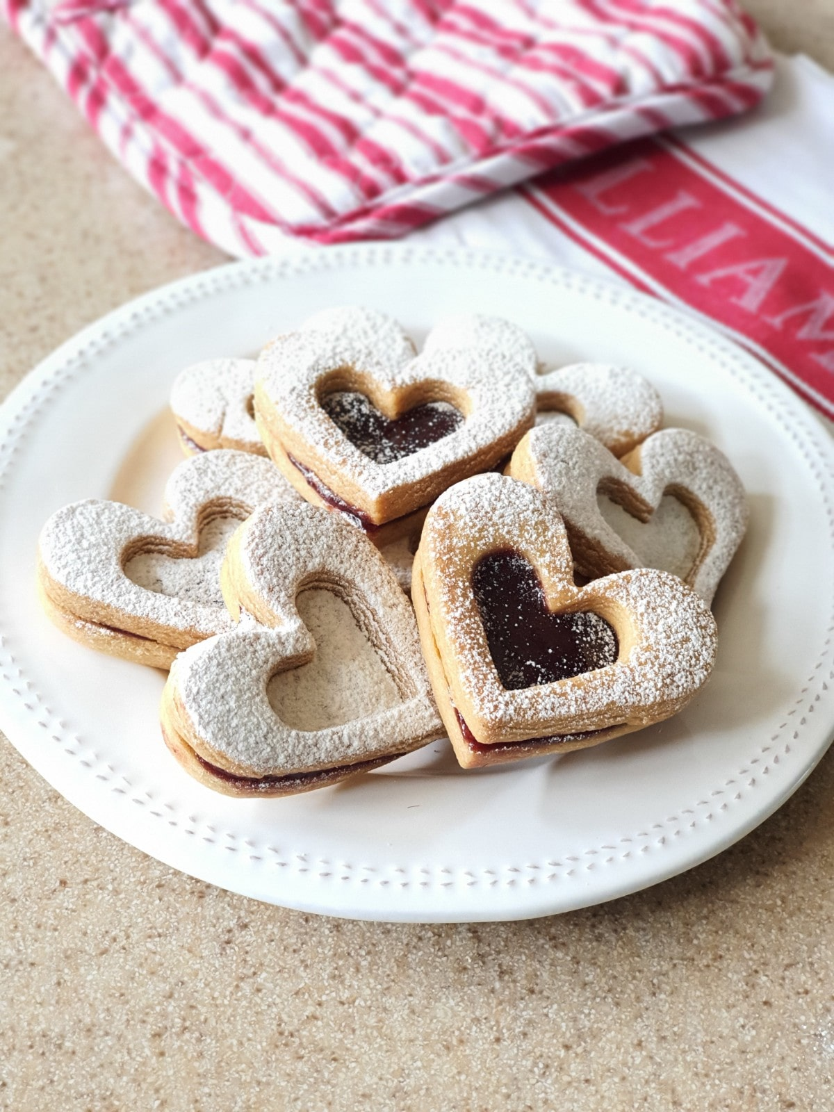 galletitas de amor